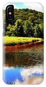 Backbone State Park - Dundee, Ia IPhone Case
