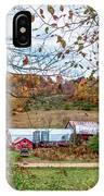 Backcountry Farm IPhone Case