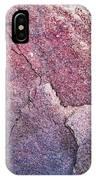 Background Dark Detail Block Of Stone IPhone Case