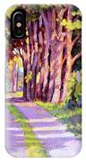 Backroad Canopy IPhone Case