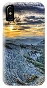 Badlands 6 IPhone Case