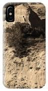 Badlands Sepia IPhone Case
