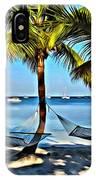 Bahamas Vacation IPhone Case