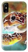 Bahamian Turtle Dove IPhone X Case