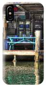 Bait Ice  Beer Shop On Bay IPhone Case