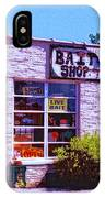 Bait Shop IPhone Case