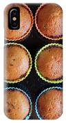 Baked Cupcakes IPhone Case