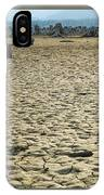 Baker Lake Desert  IPhone Case
