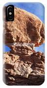 Balanced Rock 2 IPhone Case