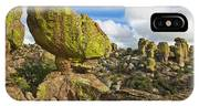 Balanced Rock Formation IPhone Case