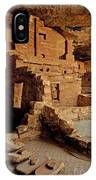 Balcony House, Mesa Verde Np, Co IPhone Case