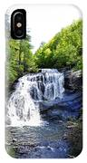 Bald River Falls Swimming Hole 2 IPhone Case