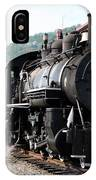 Baldwin Locomotive Number Fifteen IPhone Case