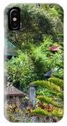 Bali Gardens IPhone Case
