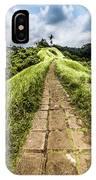 Bali Landscape 4 IPhone Case