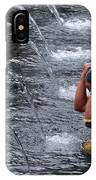 Bali Temple Fountain Cleansing IPhone X Case