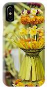 Balinese Ceremony IPhone Case