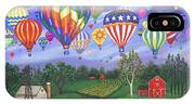 Balloon Race Two IPhone X Case