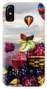 Balloon Ride At Dawn IPhone Case