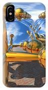 Balls And Jacks II IPhone Case