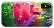 Balmoral Grist Mill Museum IPhone Case