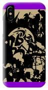 Baltimore Ravens 1a IPhone Case