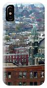Baltimore Rooftops IPhone Case
