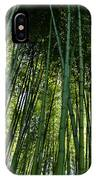 Bamboo 01 IPhone Case