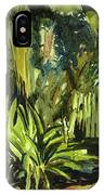 Bamboo Garden I IPhone Case