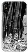 Bamboo Landscape  Statue Asian  IPhone Case