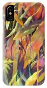 Bamboo Patterns IPhone Case