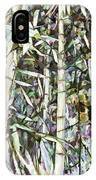 Bamboo Sprouts Forest IPhone Case