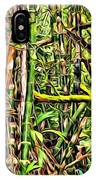 Bamboo View IPhone Case