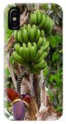 Bananas In Africa IPhone Case