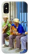 Band Of Locals IPhone Case