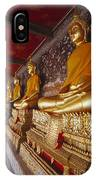 Bangkok, Wat Suthat IPhone Case