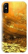 Banishing Rain Forest Shadows IPhone Case