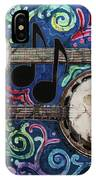 Banjos IPhone Case