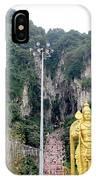 Bantu Caves, Malaysia IPhone Case
