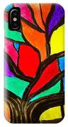 Banyan Tree Abstract IPhone Case