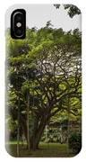 Banyon Monkeypod Landscape II IPhone Case