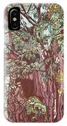 Baoba In Foliage IPhone Case