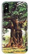 Baobab Tree - South Africa IPhone Case