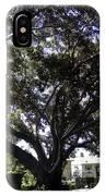 Baobab Trees In Los Angeles IPhone Case