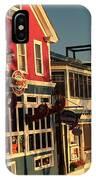 Bar Harbor At Dawn IPhone Case
