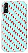 Barber Shop Wallpaper IPhone Case