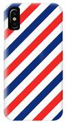 Barber Stripes IPhone Case