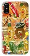 Barcelona Candy IPhone Case