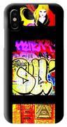 Barcelona Graffiti  IPhone Case