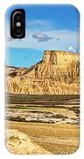 Bardenas Desert Panorama 3 IPhone Case